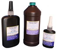UV LIGHT-CURE  ADHESIVES